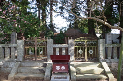 曽我兄弟の墓