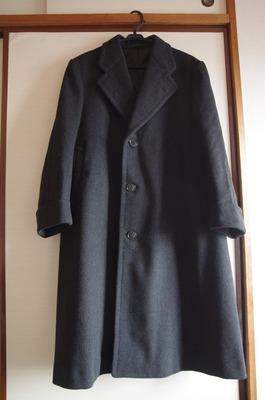 祖父のコート