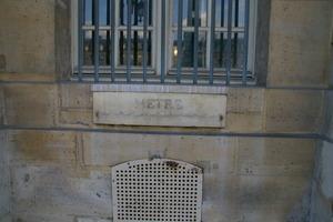 パリのメートル原器