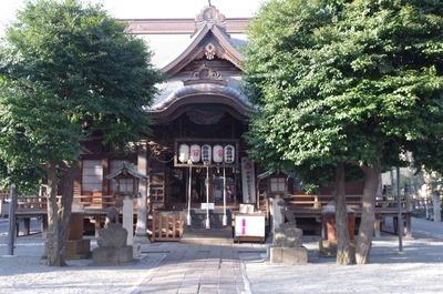 御嶽神社(本殿)