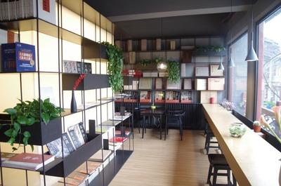 栄宝斎カフェ