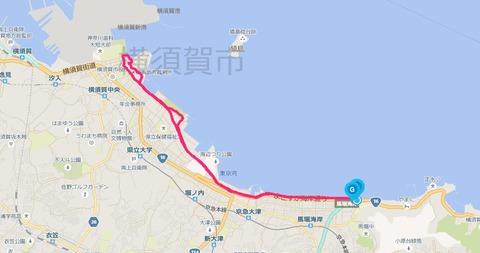 YokosukaNightRun