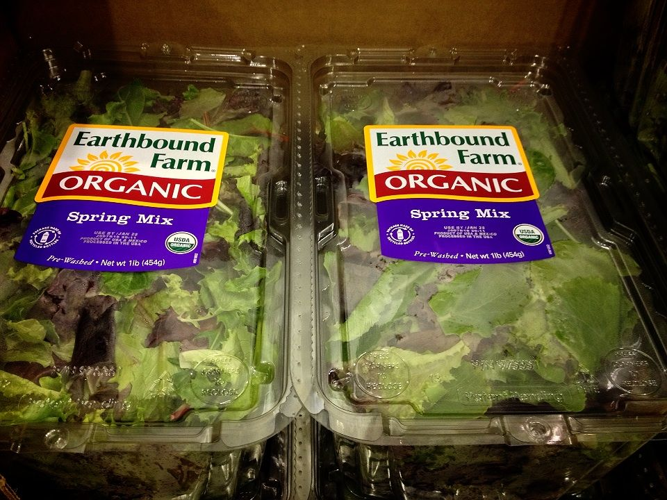 Earthbound Farms Organic Spring Mix Organic Spring Mix