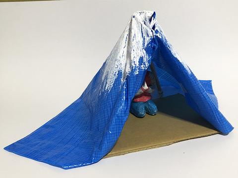 Blue mountain(Blue house)13_w