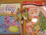 SSC&my little pony books