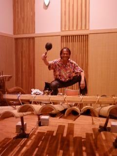 Benoit Moerlen Marimba Concert in Japan 2011 023