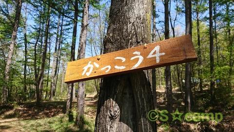 第14回 S☆camp!その⑥(あさまの森オートキャンプ場・3回目)