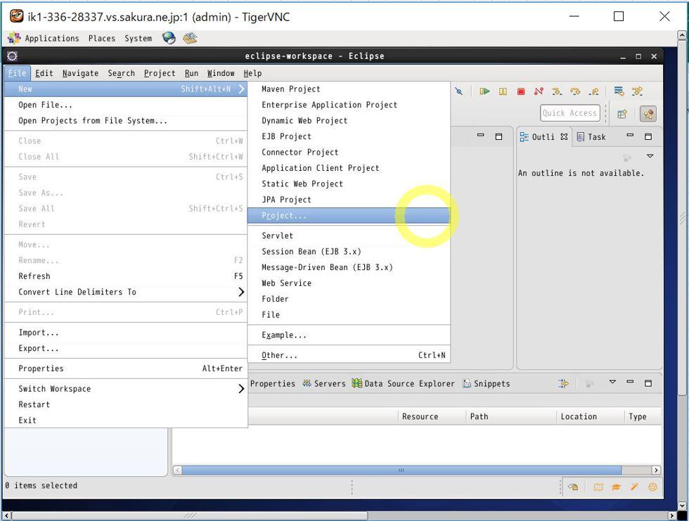 IT0029_8_create_Java_project0