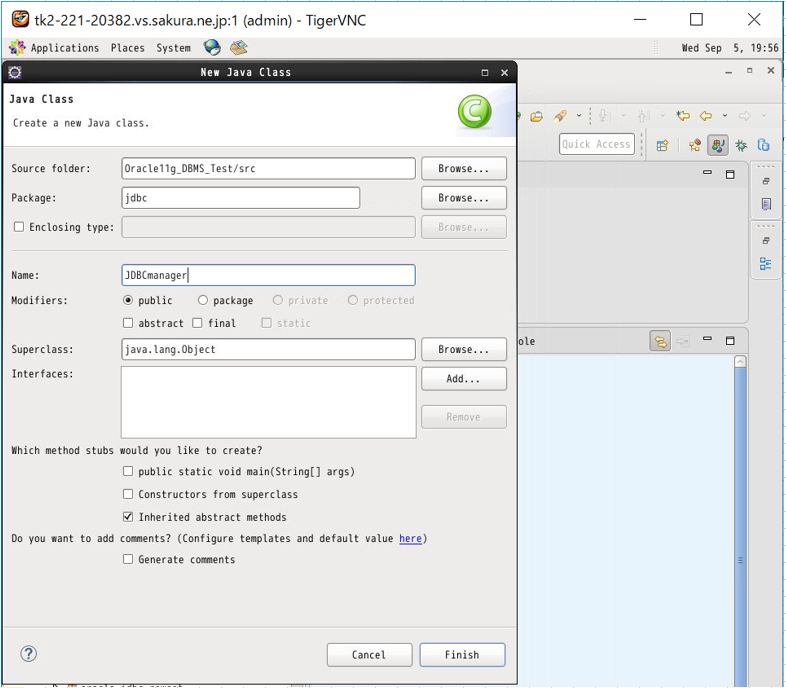 IT0027_(4)_2_DB_CreateClass_DBconn