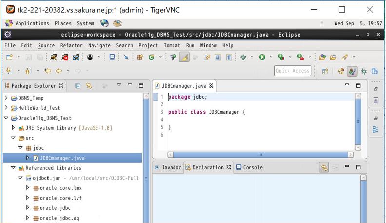 IT0027_(4)_3_DB_CreateClass_DBconn