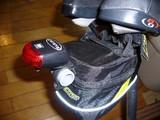 自転車の 反射板 自転車 外し方 : でも ヘッドライトを逆向きに ...
