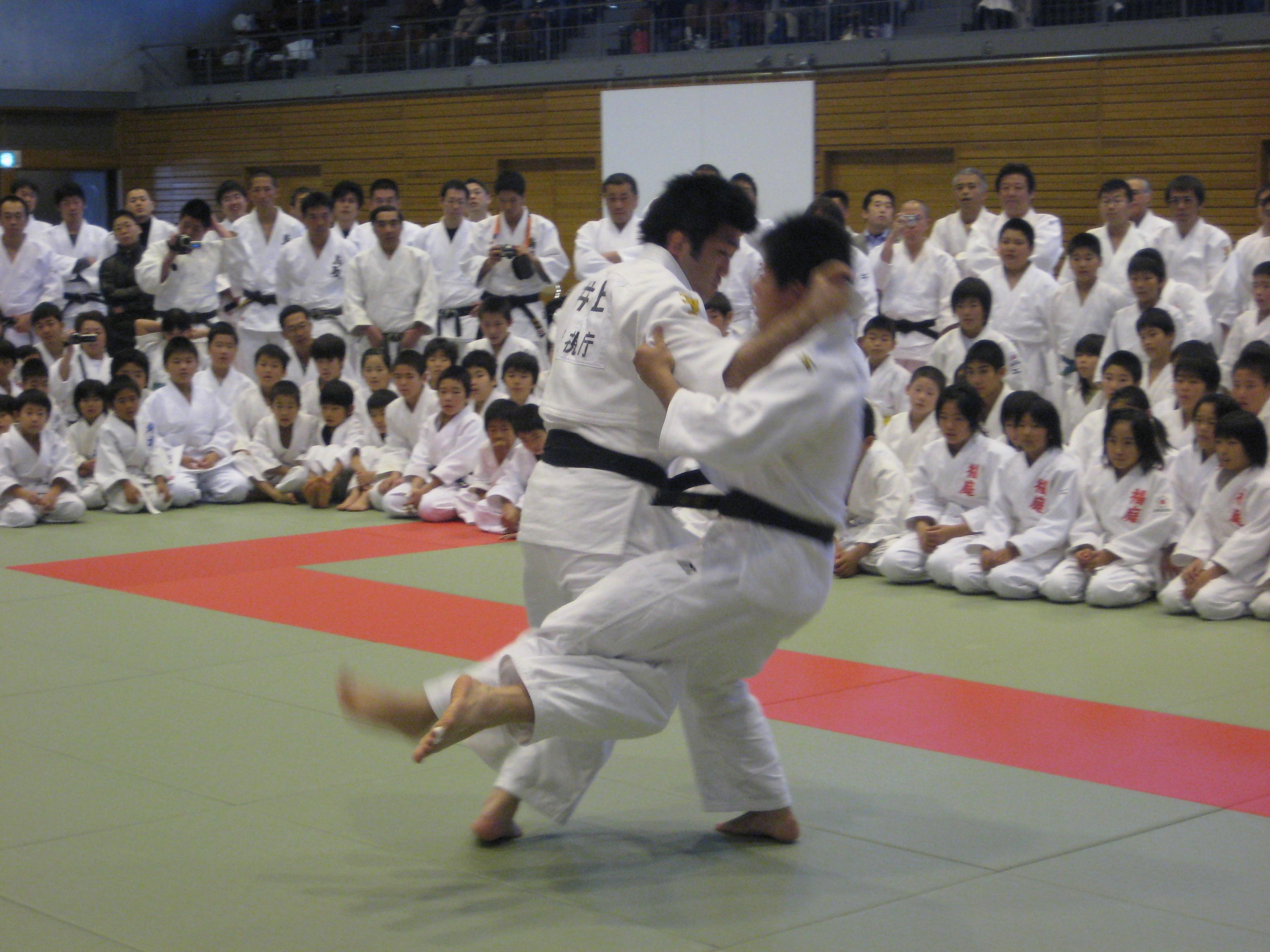 Yazu Judo Champion Road:「井上...