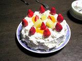 手づくりケーキ