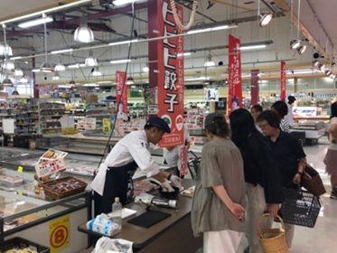 ビビビ餃子(試食会)