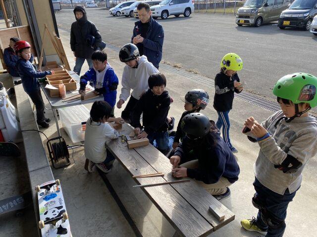西田木工教室2月1