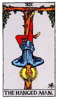 12吊られた男The Hanged Man