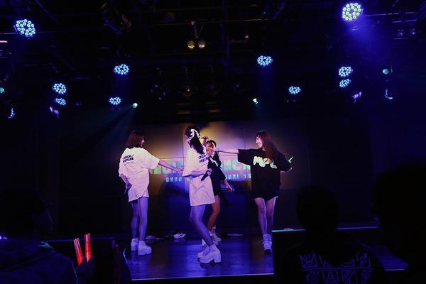 マジパン、3ヵ月連続公演初回でレコード会社移籍第1弾シングル「ONE」リリースを発表!