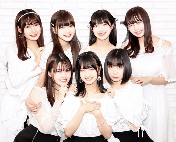 「平成ラストアイドルオーディション」から7人組アイドル「ハープスター」結成! センターには昨年謎の卒業を遂げた、AKB16期・庄司なぎさが抜擢