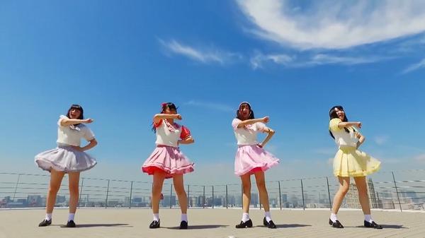 アイドルING!!!「拝啓、未来」MV公開