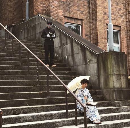 11号森田出演映画「トリカゴ」2019年公開予定 同監督作品「合間にて」は未定