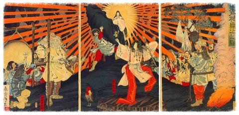 日本神話にも強い神を作ろうぜ