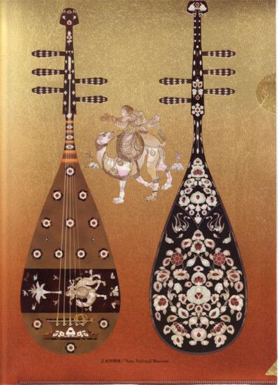 1300年前に楊貴妃が天皇に贈ったプレゼントが今も大切に保管されている件