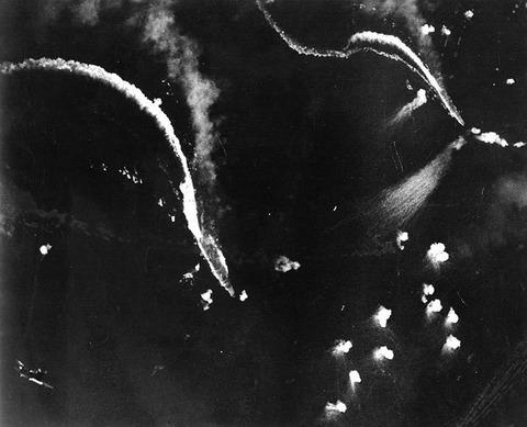【閲覧注意】戦争中の不思議な怖い話「海難事故の現場とその後の大漁」