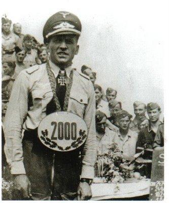 """戦場の英雄「ハンス・ルーデル」人類史上最高の撃墜数を誇るエース""""天職""""との出会いは落胆から始まった当初戦闘機を熱望するも爆撃機と宣告される"""