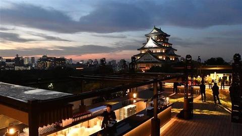 昭和天皇を御迎えした貴賓室はカフェに!旧陸軍庁舎が商業施設に変身「ミライザ大阪城」19日オープン
