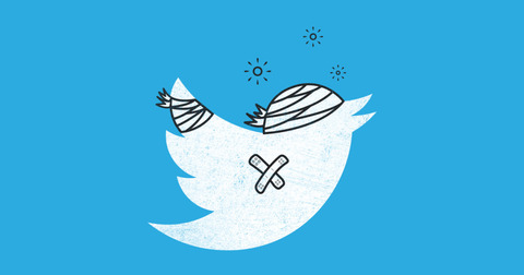 Twitter「12月18日に全ての右翼系アカウントを強制凍結する」