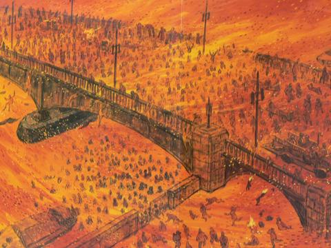 【閲覧注意】戦争中の不思議な怖い話「隅田川に架かっていた橋」