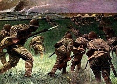 【閲覧注意】戦争中の不思議な怖い話「手榴弾と傷痍軍人」