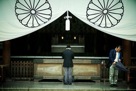 産経新聞「中国人の皆さん靖国神社参拝してくれてありがとう!」