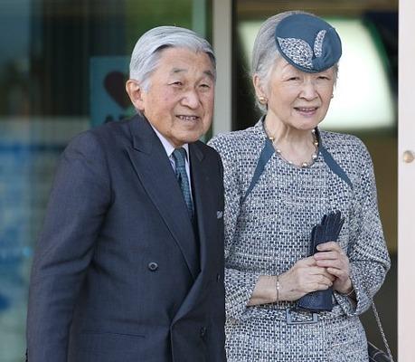 【皇室】天皇皇后両陛下との会見調整 トランプ大統領来日時