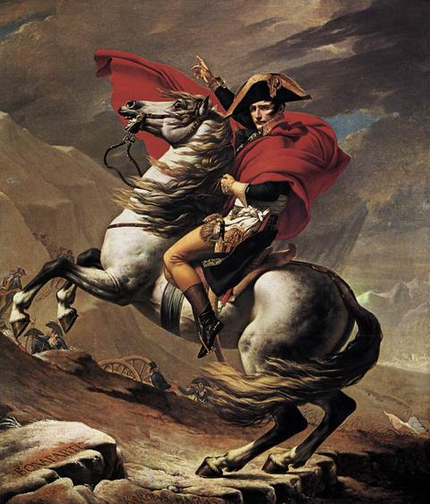 戦争中の不思議な怖い話「ナポレオンからの手紙」