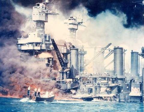 【軍事雑学】信じられないが、本当だ「真珠湾攻撃の日にハリウッドで撮影中だった映画は奇しくも現実になった」