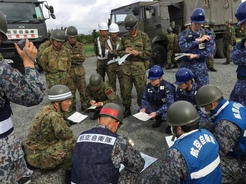 【軍事雑学】信じられないが、本当だ「戦場の整理と自衛隊の災害派遣」