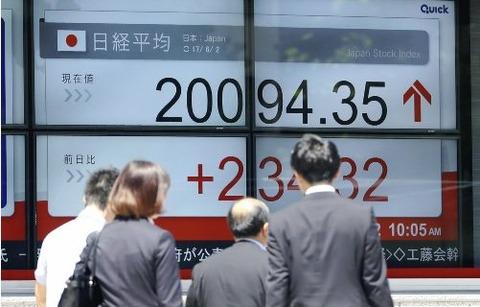 安倍政権でGDPが「10%以上」成長していた件「494兆円」→「550兆円」