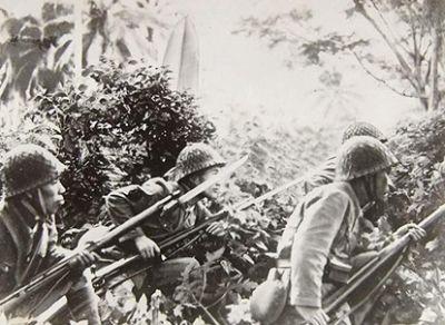 戦争中の不思議な怖い話「日本兵と原住民の交流」