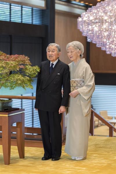 【皇室】皇后陛下、地久節(御誕生日)を御迎え遊ばされ83歳に
