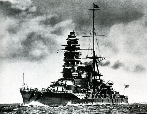 戦争中の不思議な怖い話「世界最大最速の不沈艦の爆沈」