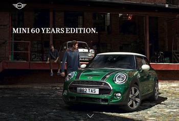 60 YEARS スペシャルサイト