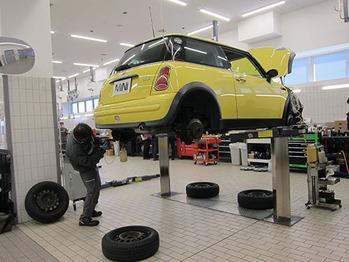 車検整備001