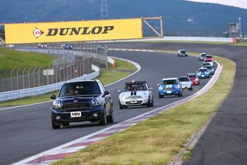 フェスA04レーシングコース体験走行