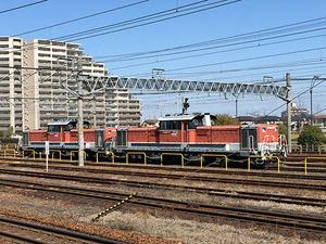 機関車001
