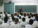 花咲徳栄高校野球部講演