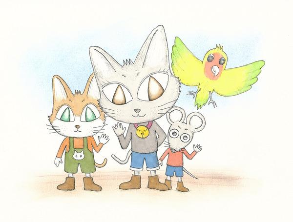 Cats&Friends