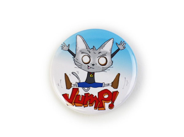 Jump(缶バッチ)