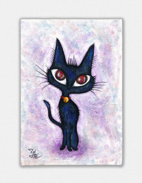 ボクの黒猫