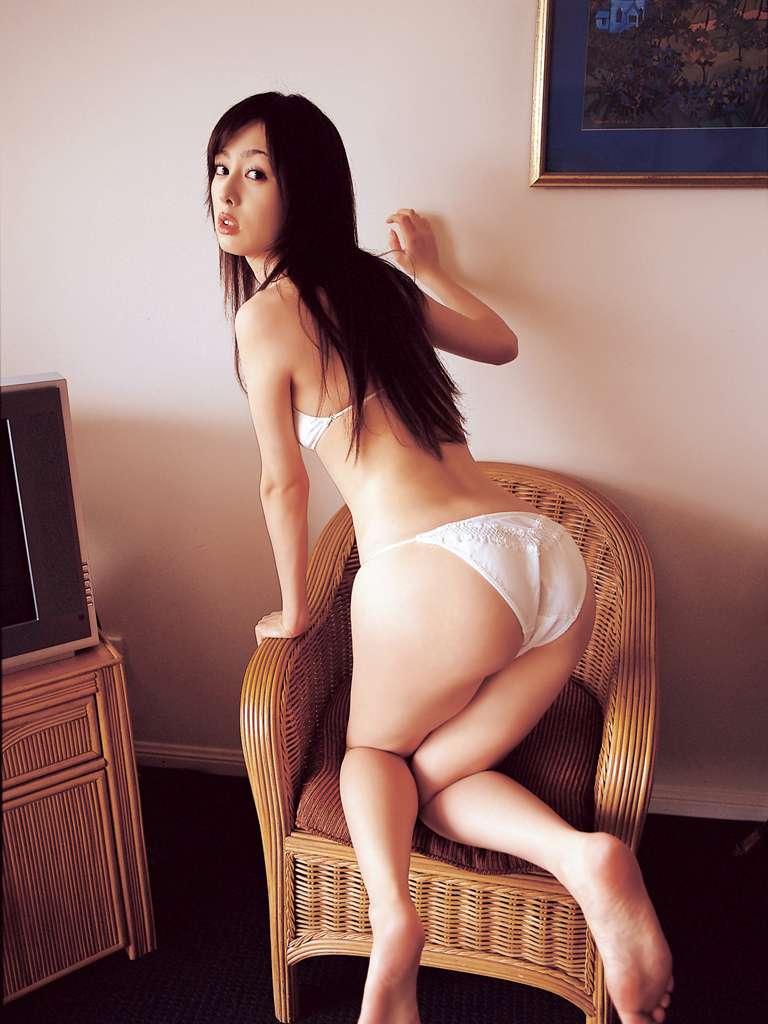 [A]バックから挿入したい、オシリーナ秋山莉奈のエロ尻画像画像25